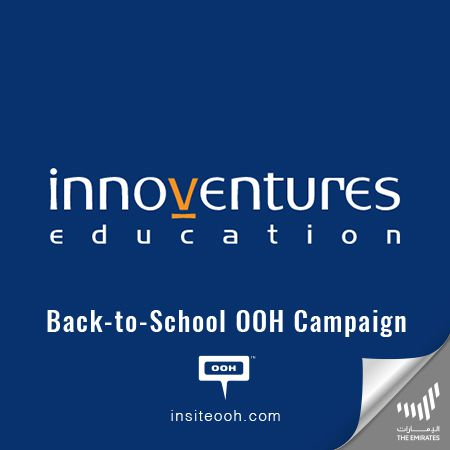 Innoventures Education gears up on Dubai's billboards with its full portfolio of schools