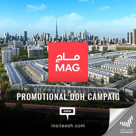 """MAG City arrives at the streets of Dubai to let  you """"Return to your good life"""""""