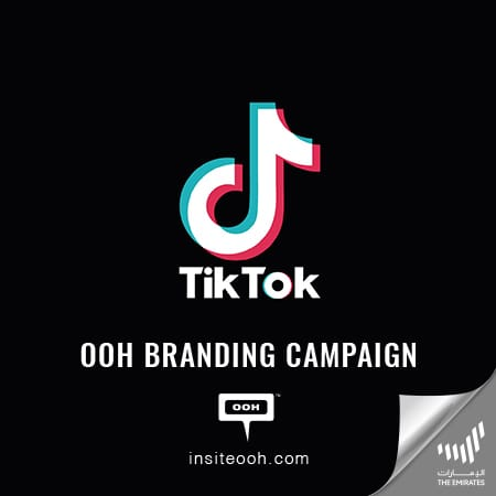 TikTok proves everything starts on it, featuring your favorite influencers on Dubai's billboards