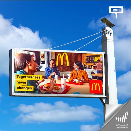 "McDonald's proves ""Togetherness never changes"" during the new normal of Dubai"