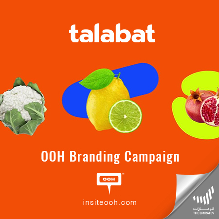 Talabat rises up UAE's billboards once again to deliver what you need now