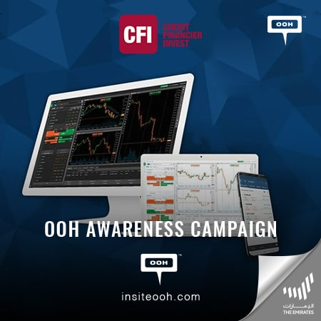 CFI Group hits Dubai's billboards to announce its convenient online trading