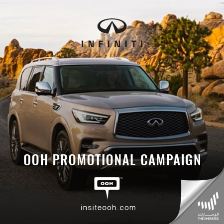 INFINITI brings up competitive rewards for 2021 DSF on Dubai's roads