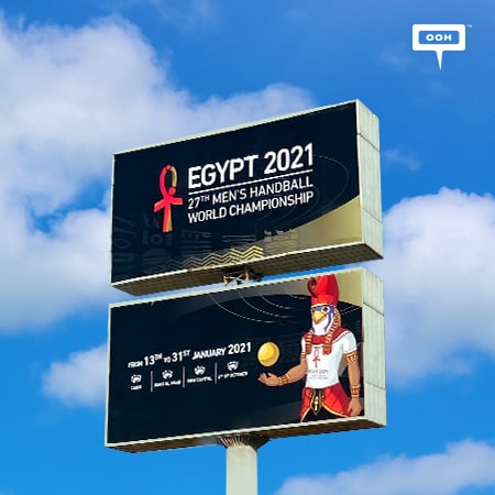 Egypt hosts the 27th world's Men Handball Championship on Cairo's roads