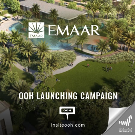 Emaar announces the third phase of Arabian Ranches on the billboards of Dubai
