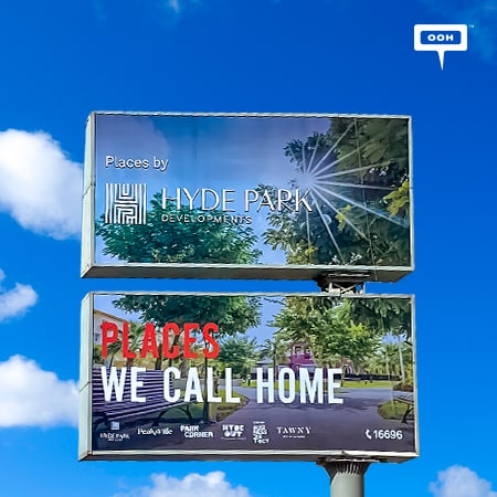 Hyde Park Developments hits Cairo's billboards with its achievements