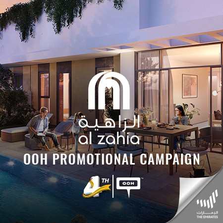 "Al Zahia offers you to ""Move in now"" with advantageous payment plan"