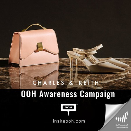 Charles & Keith announced their luxury collections with different elevating experience
