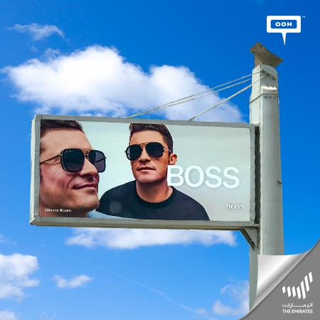 BOSS Eyewear Launches a New Campaign Featuring Orlando Bloom
