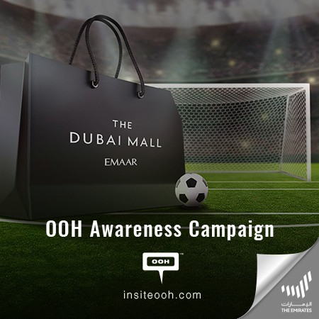 Dubai Mall Transforms into a Month-Long Football Festival: Shop with Only AED 150 to Qualify!