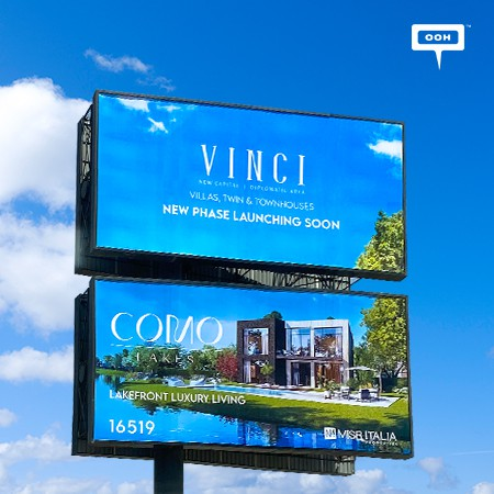 Misr Italia Properties Launches a New Phase of Vinci, Como Lakes in New Capital