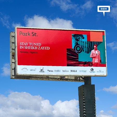 """Park St. Lengthen Their """"Delivering Now"""" Campaign for their Project in Sheikh Zayed City on Egypt's Inclusive OOH Arena"""