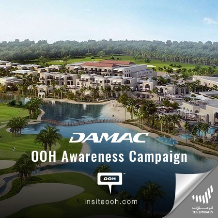 Damac Announces Its Wave Pool Coming Soon for Residents on Dubai's Billboards