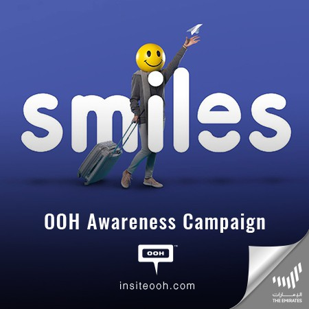 Smiles UAE Introduces Unlimited Free Delivery Subscription on Dubai's Billboards
