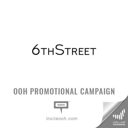 Club Apparel and 6thstreet.com Offer VAT-Free Shopping on Dubai's Billboards