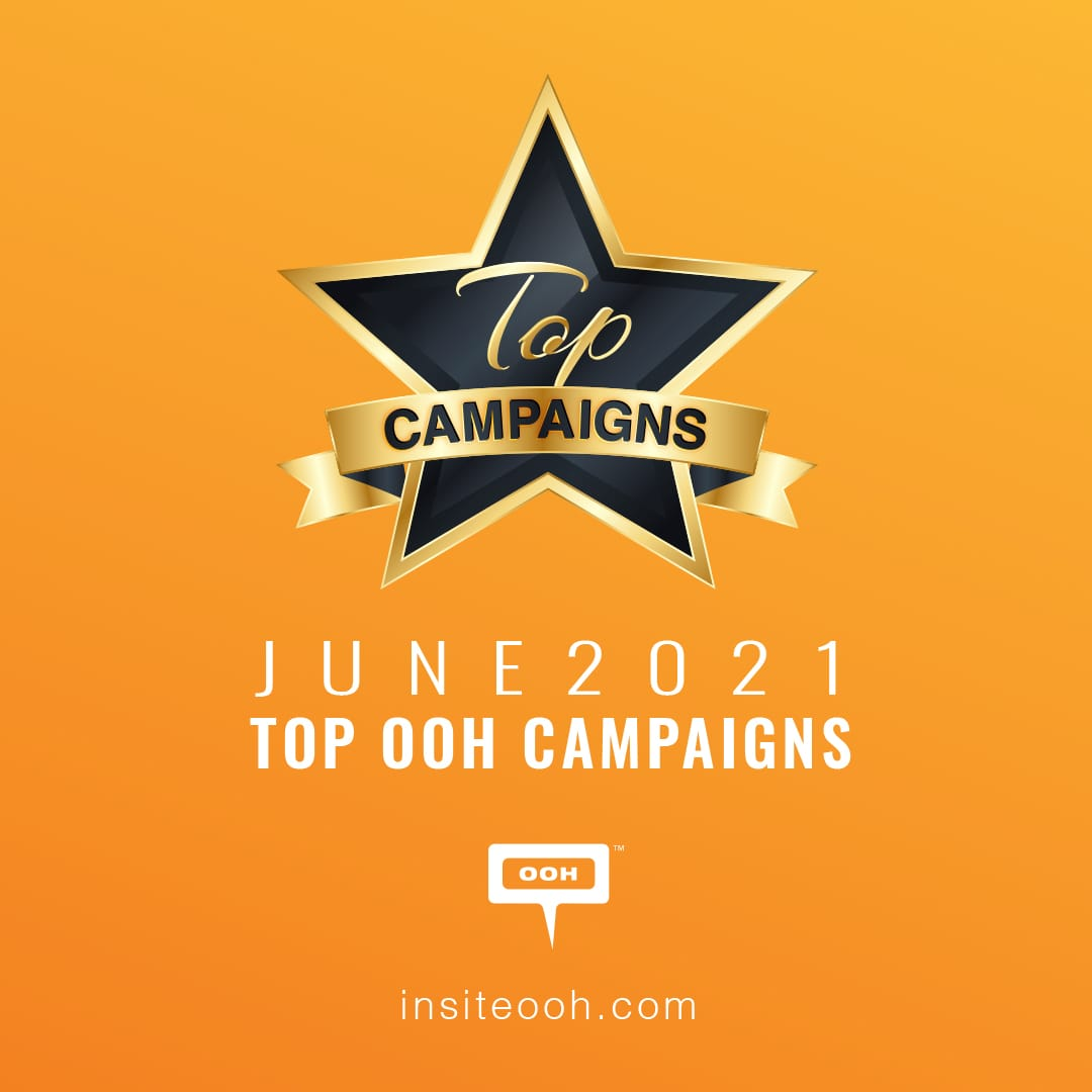Real Estate Clutters the OOH Top Campaigns, But Noor's Outdoor Advertising Campaign Grabbing the Top With A Gap