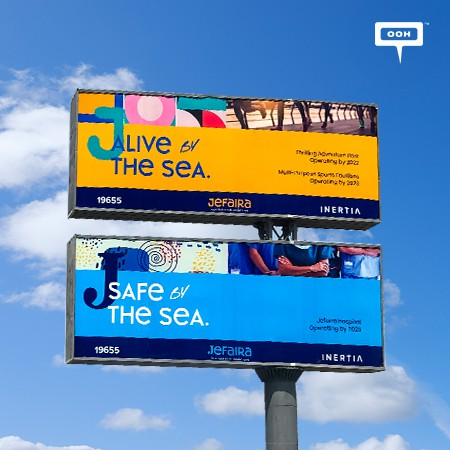 INERTIA Extends Its Powerful OOH Campaign for North Coast's Jefaira