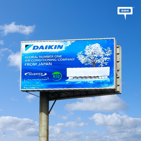 Daikin ACs Comes All the Way from Japan to Cairo to Cool Down The Summer