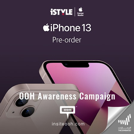 iSTYLE Lands with A Prime Digital Outdoor Campaign in Dubai with Amazing Offers for The New iPhone