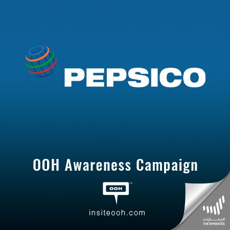 PepsiCo Reveals its Three Breathtaking Pavilions at Expo 2020 Dubai on an Amazing OOH Campaign