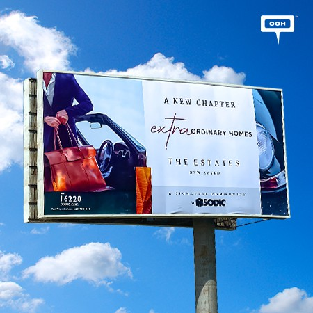 Sodic Climbs up on Cairo's Billboards with Their New Zayed Project: The Estates!
